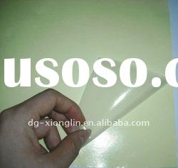clear translucent self adhesive film polyurethane