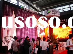 clearly P20 full color outdoor led Display screen