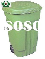 commodity injection large plastic garbage bin mould