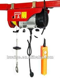 crane 110v two -phase 800kg*22m small electric hoists crane