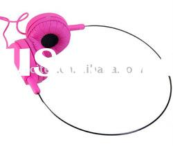 deluxe stereo headset headphone with microphone