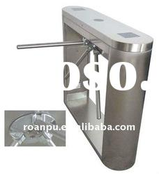 electronic access control security tripod turnstile barrier gate