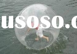 exciting water ball TPU inflatable walk on water ball for export