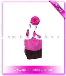 fashion folding shopping bag