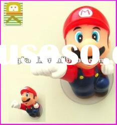 fashionable super mario action figures ,plastic figures toys