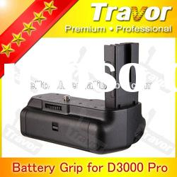 for Nikon D40 D40x D60 D3000 D5000 BG-2A External Battery Grip