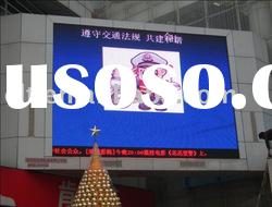 full color video ad LED screen