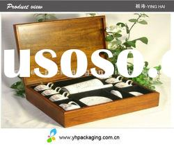 gift wooden box packaging for gift,jewelry,shoe,decorative and so on(YingHai)