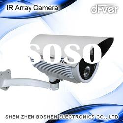 high technical Array 3 digital outdoor safety system cctv with memory card camera