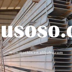hot rolled steel H-beams for structure and construction