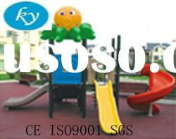 hot sale plastic playground equipment for kids (KYM--4002)