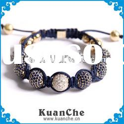 lastest fashion leather bracelet jewelry