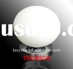 modern touch switch 12v led glass table lamp