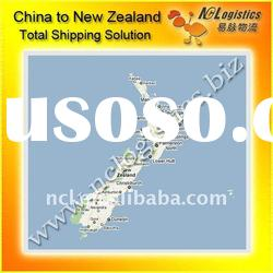 ocean freight rates China to Napier,New Zealand