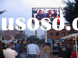 outdoor full color advertising LED video screen