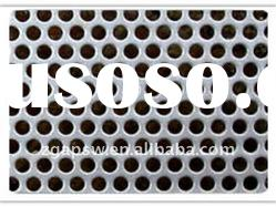 perforated metal sheet(stainless steel, aluminum)
