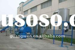 pp pe film recycling and washing machine
