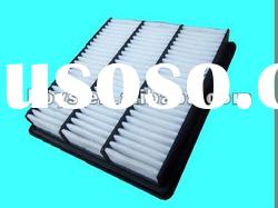 professional air filters manufacturer of Auto air filter