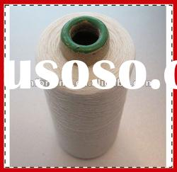 raw white 100%polyester spun yarn for sewing thread