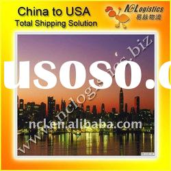 shipping agency from China to New London,CT,USA