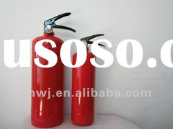 small ABC dry powder fire extinguisher