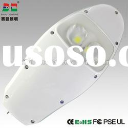 solar powered LED street light 30W 40W 56W 80W 120W 160W 260W white 6500K