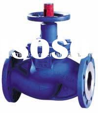 supply for low price DIN standard Non-Rising Stem bellow sealed globe valve(NRS)