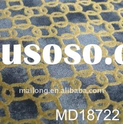 synthetic leather with pu material and fashion design