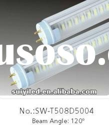 t5 no ultraviolet ce&rohs rgb led tube lighting