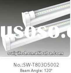 t8 Long life-span high power t8 t10 led tube light