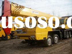 tadano mobile crane 55ton construction in Japan for sale