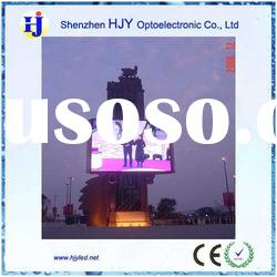 true color outdoor p14 led display/screen