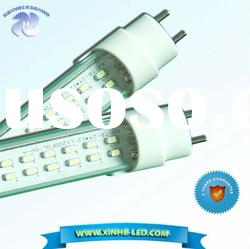 ul 9w t8 led tube light with isolated driver