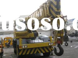 used KATO rough terrain crane KATO 25tons loading capacity in BEST price