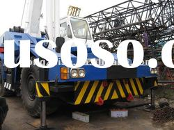 used Tadano rough terrain crane TADANO 45tons loading capacity in BEST price