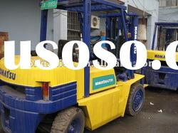 used forklift of KOMATSU 5tons for sale at a best price