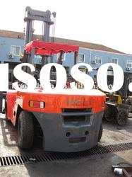 used lift truck of high working condition of the 10tons HELI for sale