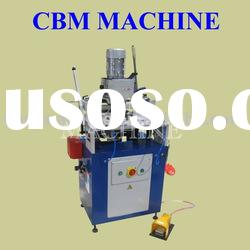 window machine of copy routing and lock hole Machine for Aluminium and uPVC window