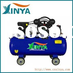 100L 12.5bar 3hp 65mm cylinder A-type ac piston belt-driven air compressor(XY2065AT-100)