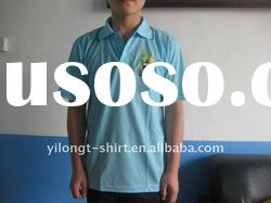 100% cotton polo T-shirt advertising products
