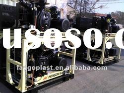 10bar piston industrial air compressor