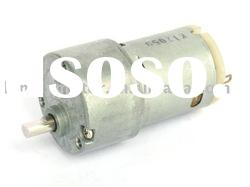 12v/24v dc geared motor with high torque