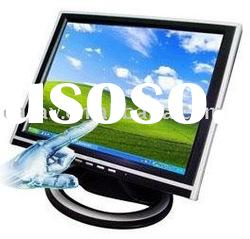 """15"""" resistive Touch Screen lcd Monitor with VGA connect with PC"""
