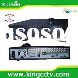 16 channel dvr h.264 dvr player techwell dvr card HK-S4016F
