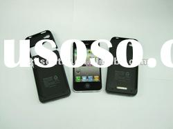 1900mAh backup battery case for apple iPhone 4/4s