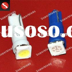 1W 1SMD high power super bright T10 LED car light