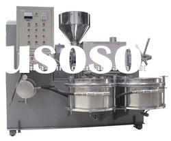 2012 HOT 6YL-128 Screw Oil Press with high OUTPUT/small oil press machine with high quality