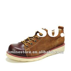 2012 Omine New Arrival Hot Sale Pigskin Men Casual Shoes