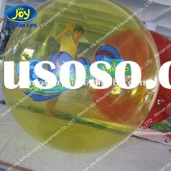 2012 POP inflatable water walking balloon