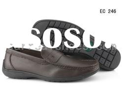 2012 genuine leather new fashion casual shoes for men